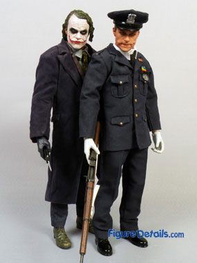 Hot Toys Joker Police Version Action Figure Dx01 The Dark Knight