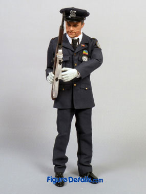 Hot Toys Joker DX Police in Dark Knight Movie 6