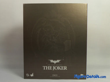Hot Toys Joker DX Police Version DX01 Box
