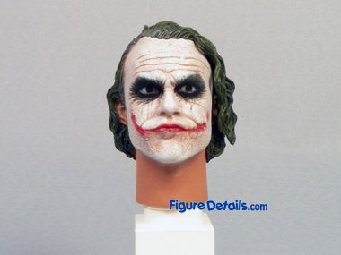 Joker DX 12 inch Action Figure Head Sculpt Hot Toys - Dark Knight