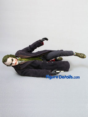 Hot Toys Joker DX caught in Dark Knight Movie 2