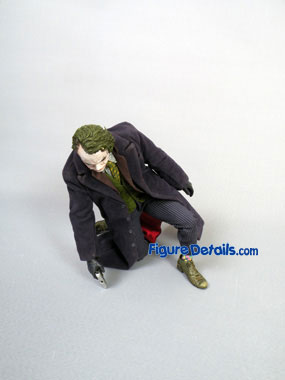 Hot Toys Joker DX caught in Dark Knight Movie 3