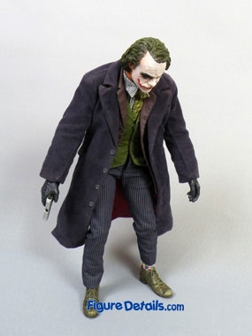 Hot Toys Joker DX caught in Dark Knight Movie 4