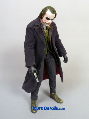 Hot Toys Joker DX caught in Dark Knight Movie 5