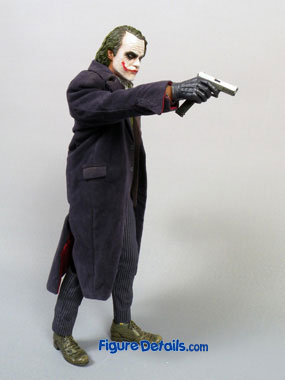 Hot Toys Joker DX caught in Dark Knight Movie 6