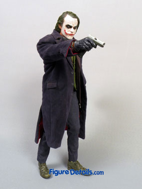 Hot Toys Joker DX caught in Dark Knight Movie 7