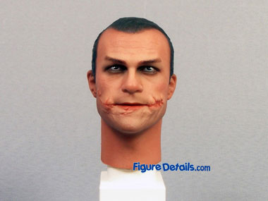 Joker DX Action Figure Police Version Head Sculpt Hot Toys