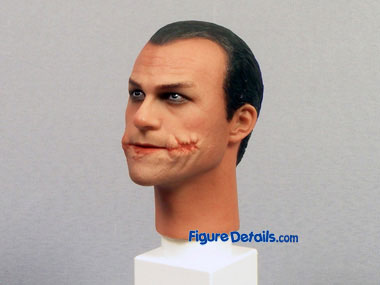 Hot Toys Joker DX Police Head Sculpt 2
