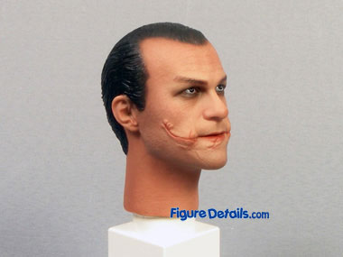 Hot Toys Joker DX Police Head Sculpt 6