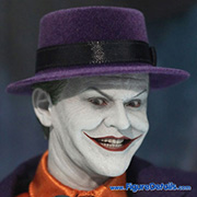 Joker - Jack Nicholson - 1989 Batman - Hot Toys DX