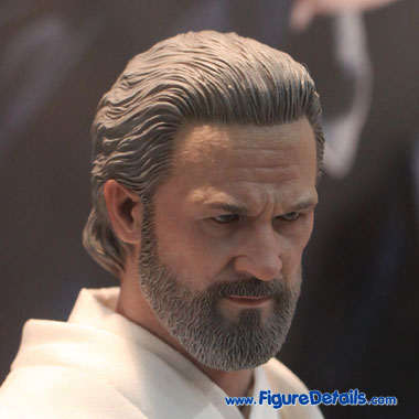 Kevin Flynn Head Sculpt - Jeff Bridges