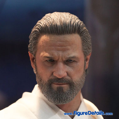 Kevin Flynn Head Sculpt - Jeff Bridges 2