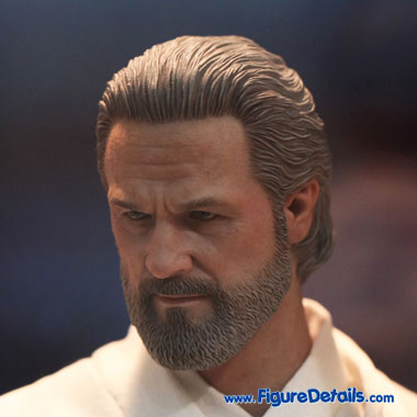 Kevin Flynn Head Sculpt - Jeff Bridges 3