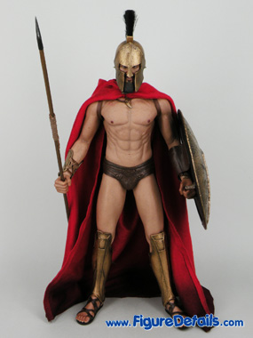 King Leonidas Hot Toys 12 inch Action Figure Reviews - 300