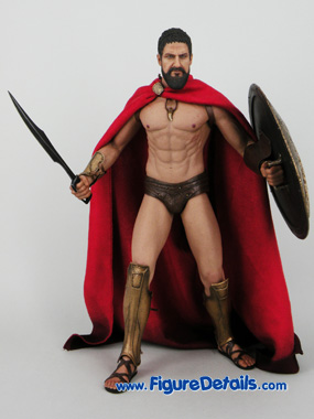 Hot Toys King Leonidas 300 Reviews 9