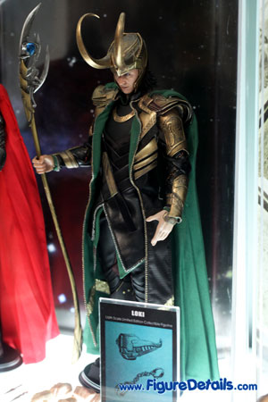 Hot Toys Loki Action Figure Overview - The Avengers