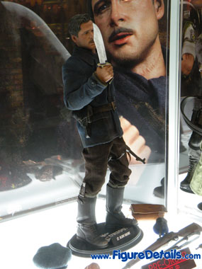 Lt Aldo Raine  Action Figure Preview 3