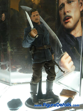 Lt Aldo Raine  Action Figure Preview 4