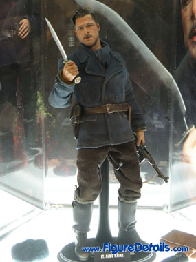 Lt Aldo Raine  Action Figure Preview 5
