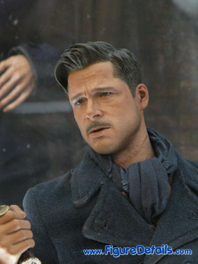 Lt. Aldo Raine Action Figure Close Up 4