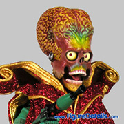 Martian Ambassador - Mars Attacks - Hot Toys