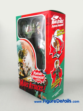 Hot Toys Mars Attacks Action Figure MMS108 Box 2