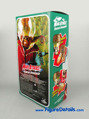 Hot Toys Mars Attacks Action Figure MMS108 Box 3