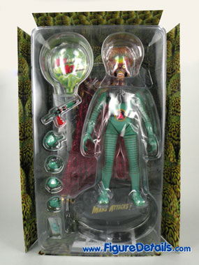 Hot Toys Mars Attacks Action Figure MMS108 Box 7