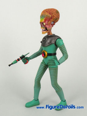 Martian Ambassador Action Figure overview Hot Toys - Mars Attacks