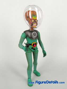 Mars Attacks - Martian Ambassador without Red Robe 5