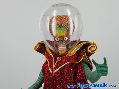 Mars Attacks - Martian Ambassador Close Up