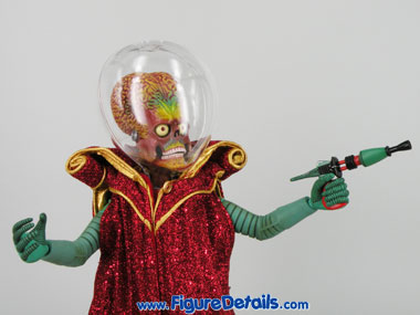 Mars Attacks - Martian Ambassador Close Up 2