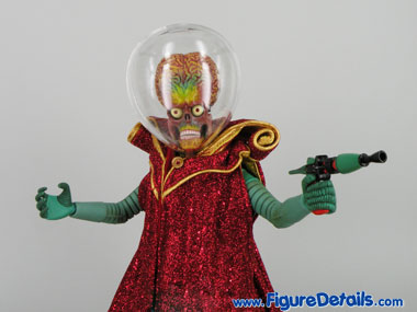 Mars Attacks - Martian Ambassador Close Up 3