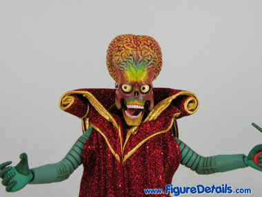 Mars Attacks Martian Ambassador close up 4
