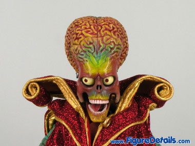 Mars Attacks Martian Ambassador close up 5