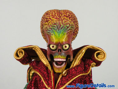 Mars Attacks Martian Ambassador close up 6