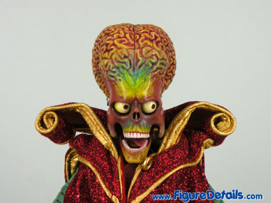 Mars Attacks - Martian Ambassador Close Up 7