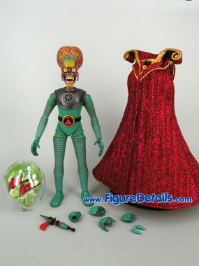 Mars Attacks Martian Ambassador Action Figure Overview 3