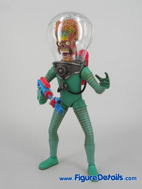 Hot Toys Mars Attacks Martian Soldier Review