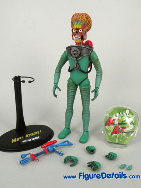Hot Toys Mars Attacks Martian Soldier Review 2