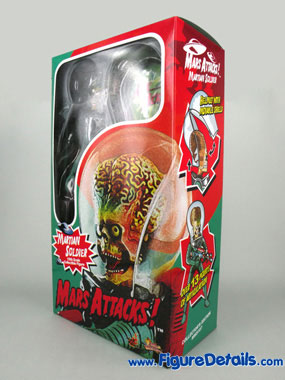 Hot Toys Martian Soldier Mars Attacks Action Figure MMS107