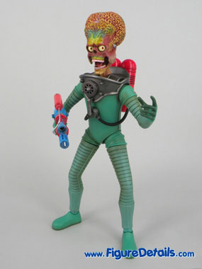 Mars Attacks - Martian Soldier Action Figure Reviews
