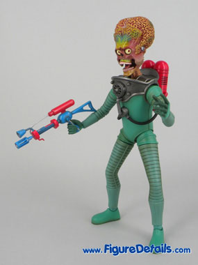 Mars Attacks - Martian Soldier Action Figure Reviews 2