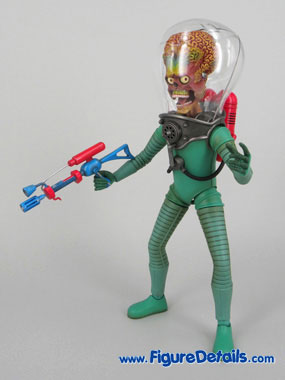 Mars Attacks - Martian Soldier Action Figure Reviews 3