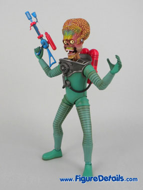 Mars Attacks - Martian Soldier Action Figure Reviews 4