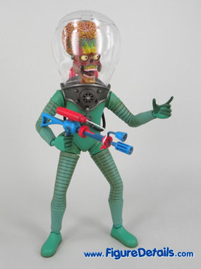 Mars Attacks - Martian Soldier Action Figure Reviews 5