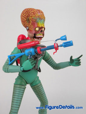 Mars Attacks - Martian Soldier Action Figure Reviews 6