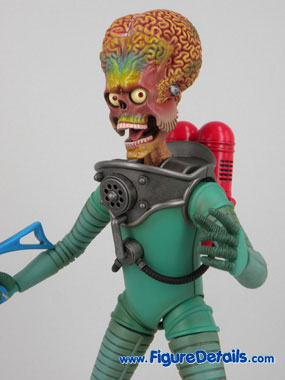 Mars Attacks - Martian Soldier Action Figure Reviews 7