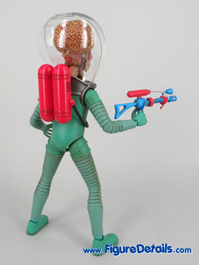Mars Attacks - Martian Soldier Action Figure Reviews 8