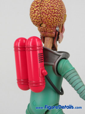 Mars Attacks - Martian Soldier Action Figure Reviews 9